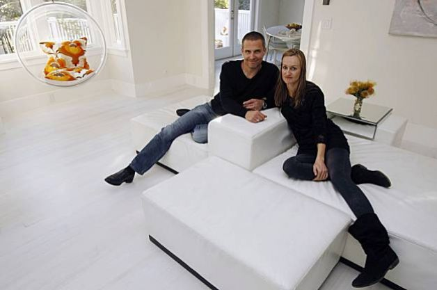 Couple S Home Filled With Love Not Things