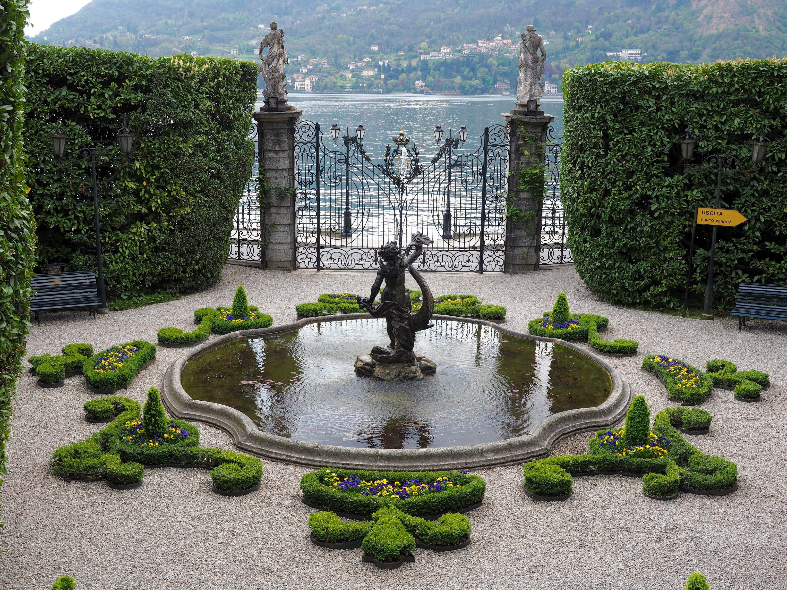 Villa Carlotta Lake Como Travel Guide Lake como, Italy
