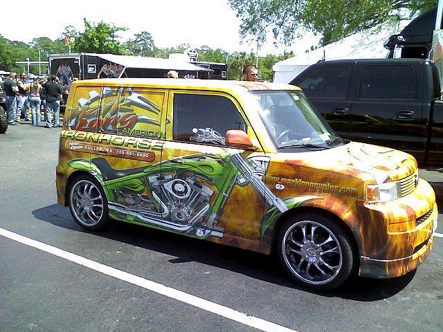 Auto Wraps Vehicle Wrap Flickr Photo Sharing Toyota Scion Xb Cool Wraps Car Wrap