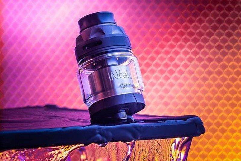 Augvape and Mike Vapes Intake Dual RTA Review Restricted