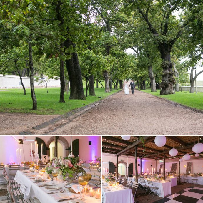 Southern Suburbs Wedding Venues Jonkershuis
