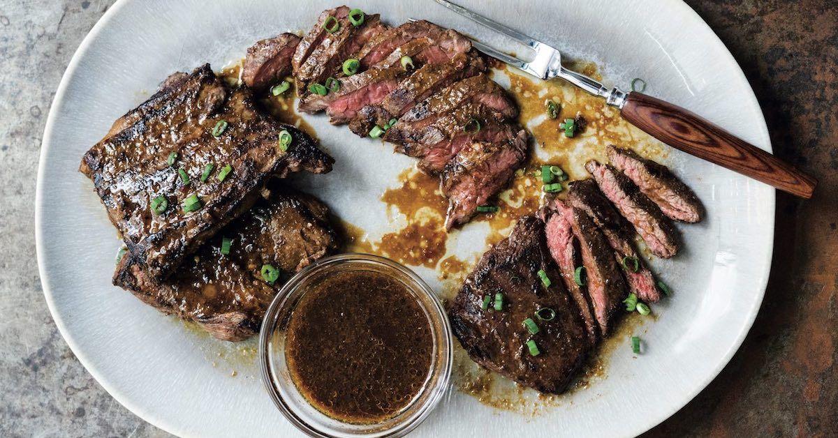 For the Best Weeknight Skirt Steak, Marinade It in Miso