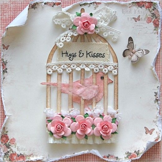Hugs and Kisses Card » Pion Design's blog