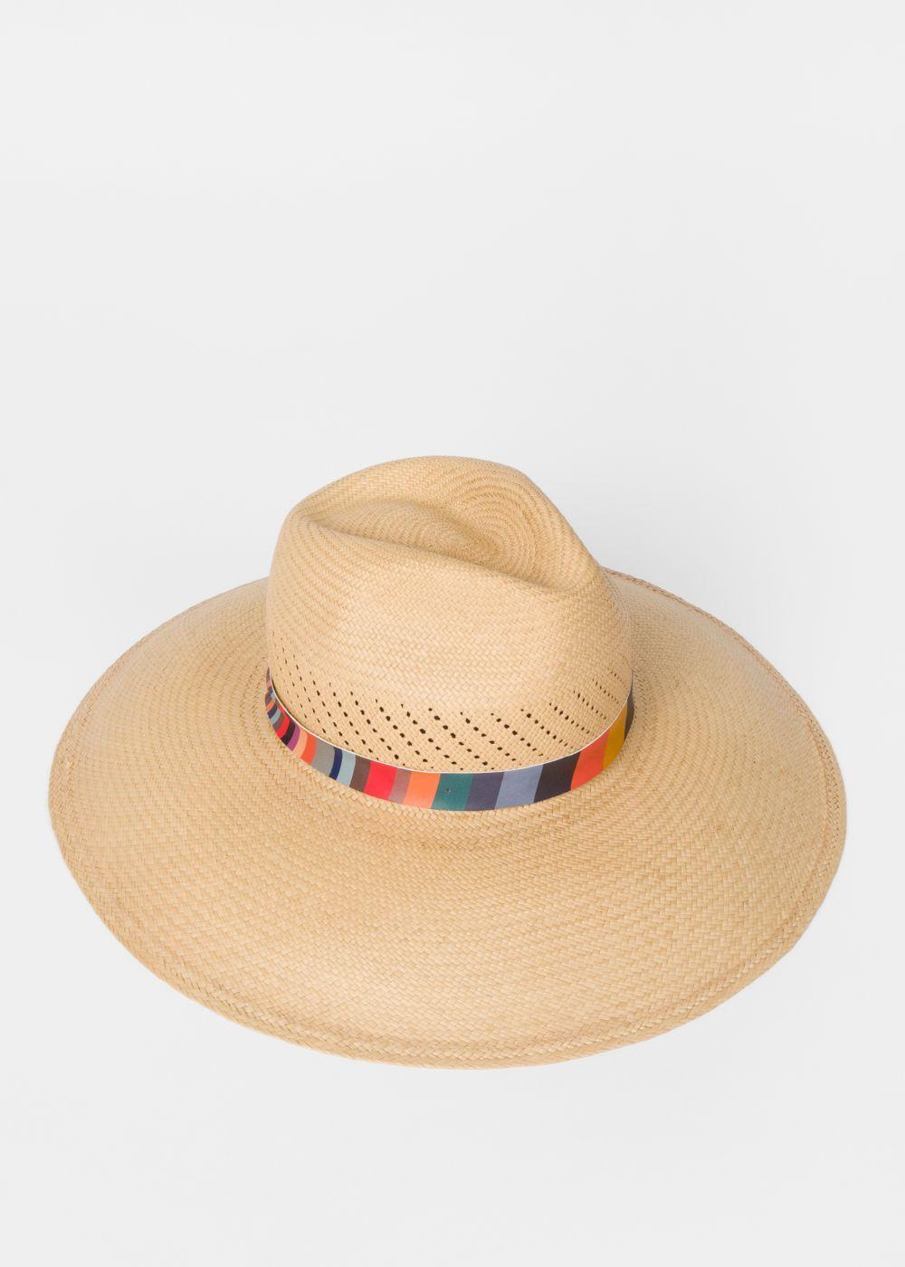 3796819d Women's 'Swirl' Band Woven Panama Hat in 2019 | Hats | Hats, Panama ...