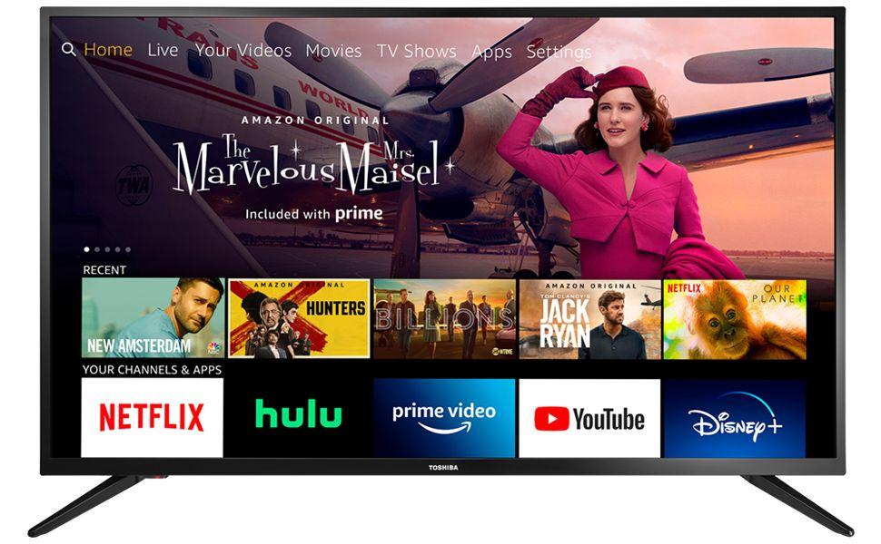 All New Toshiba 32lf221u21 32 Inch Smart Hd 720p Tv Fire Tv Edition Released 2020 Fire Tv Uhd Tv Toshiba