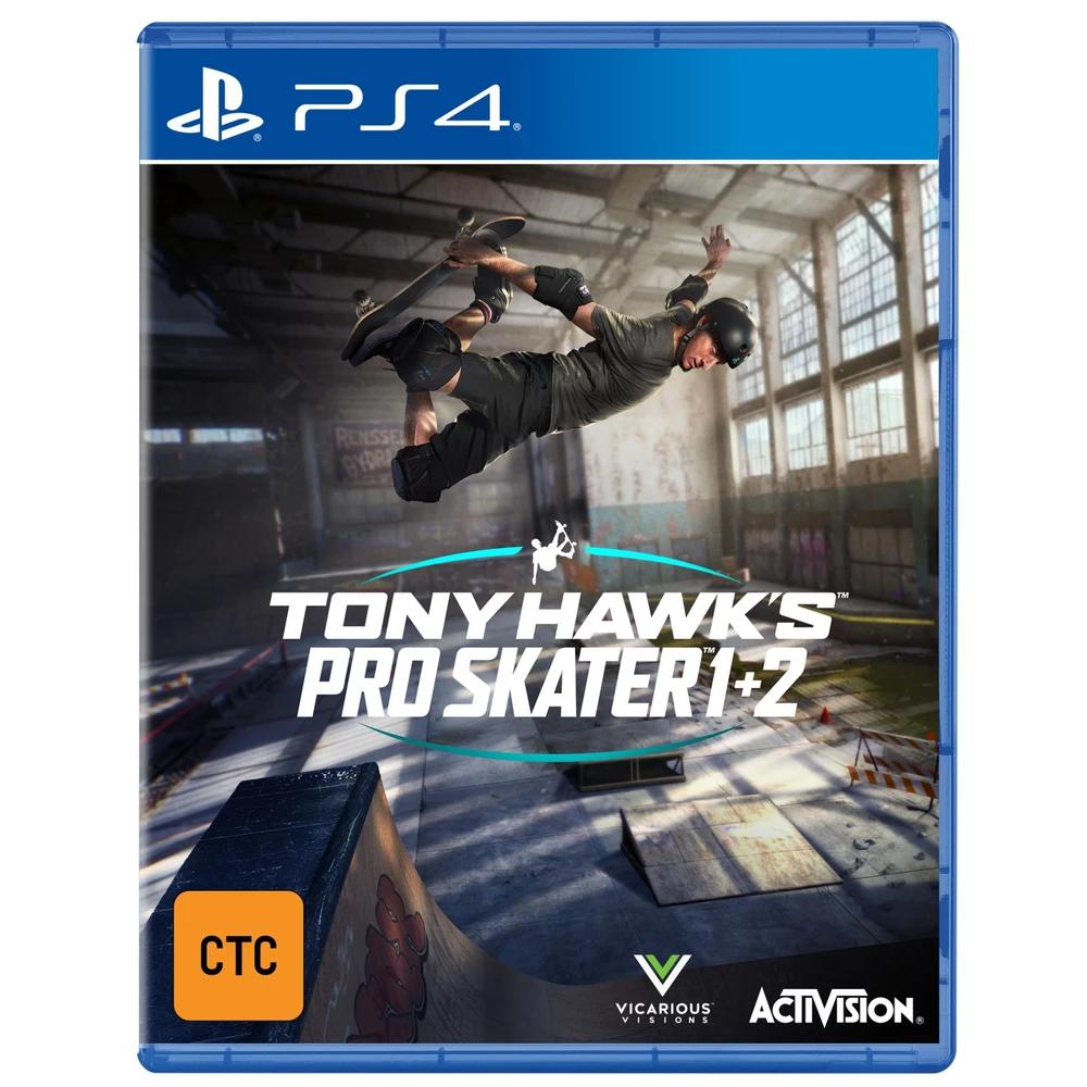 Tony Hawk S Pro Skater 1 2 Jb Hi Fi Tony Hawk Pro Skater Tony Hawk Pro Skaters