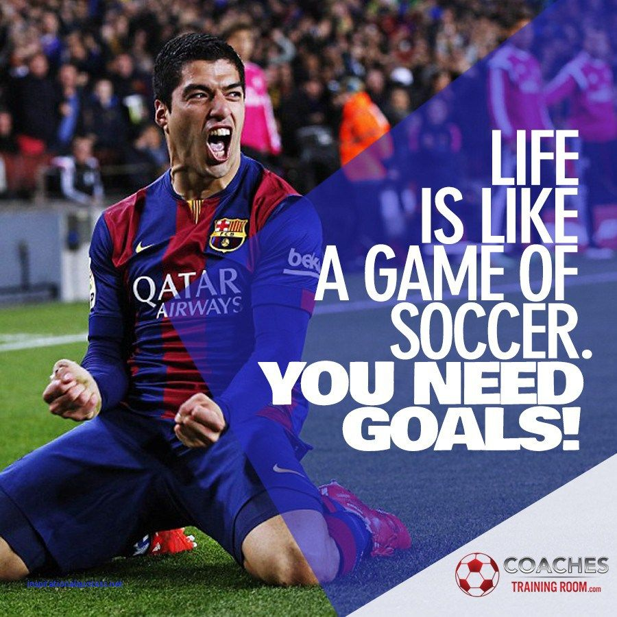 Inspirational Quotes Soccer Players Soccer Coach Quotes Soccer Coaching Inspirational Football Quotes