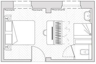 Hotel Luxe Paris Sentier Plan Chambre Executive Hotel Bachaumont