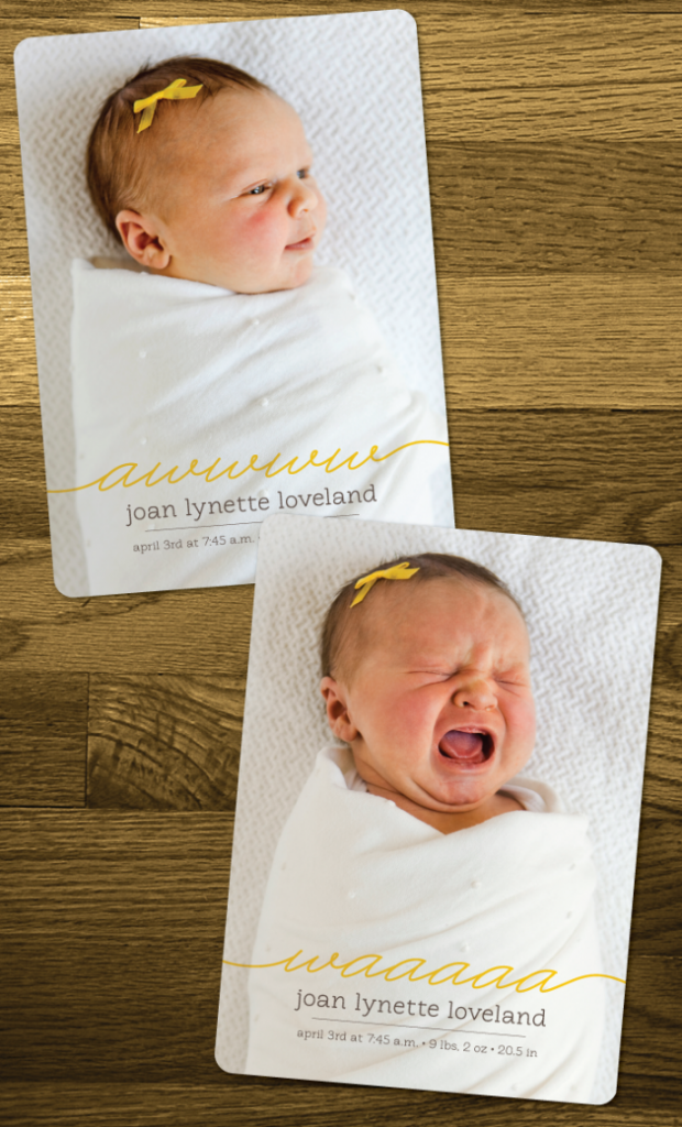 10 creative birth announcement photo ideas youll love – Birth Announcement Ideas
