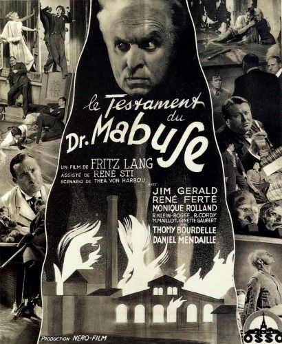 Watch The Last Will of Dr. Mabuse Full-Movie Streaming