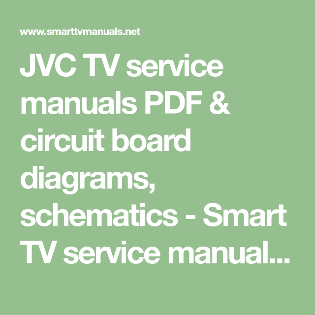 JVC TV service manuals PDF & circuit board diagrams ... Jvc Schematics Diagram on whirlpool diagram, cisco diagram, pioneer diagram, blackberry diagram, crown diagram, visio diagram, parrot diagram, epson diagram, eclipse diagram, microsoft diagram, orion diagram, apple diagram, vhs diagram,
