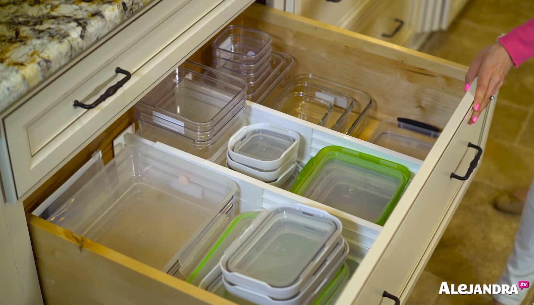 How To Organize A Deep Kitchen Drawer Kitchen Drawer