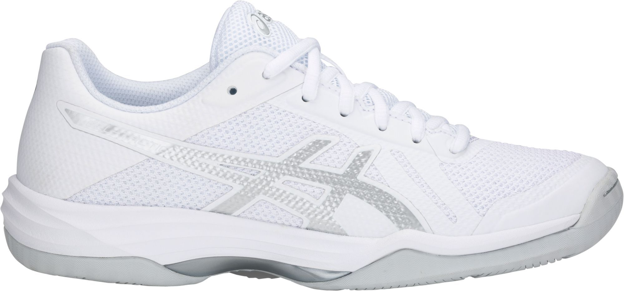 the best attitude 361d3 5eb03 Asics Women s Gel-Tactic 2 Volleyball Shoes, White