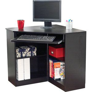 Oxford Corner Desk Multiple Colors Walmart Com Corner Desk