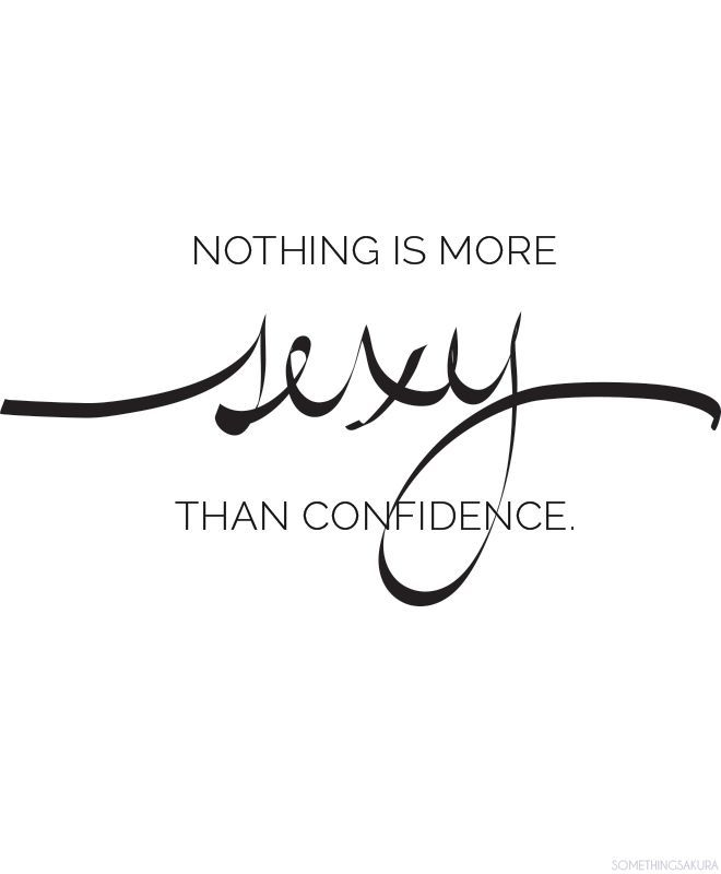 And confidence is ALOT different then arrogance!!!!