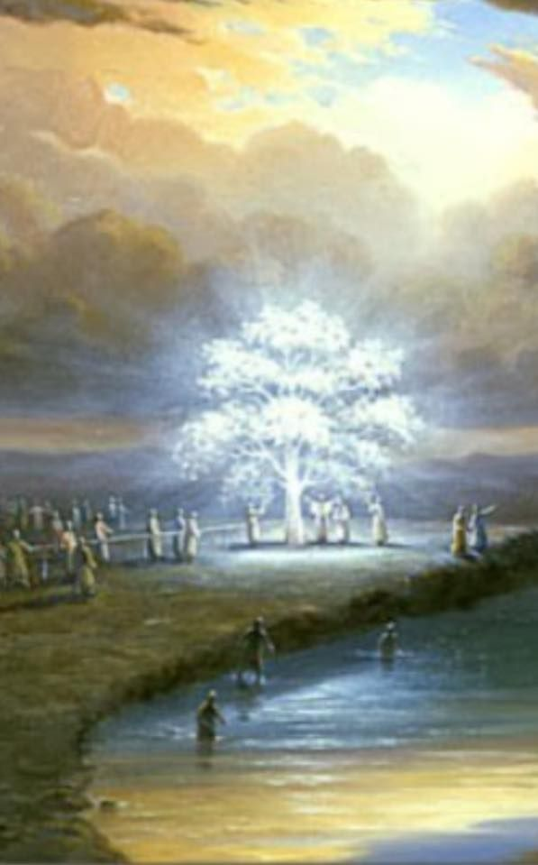 Lehi's vision of the Tree of Life   My faith   Pinterest ...