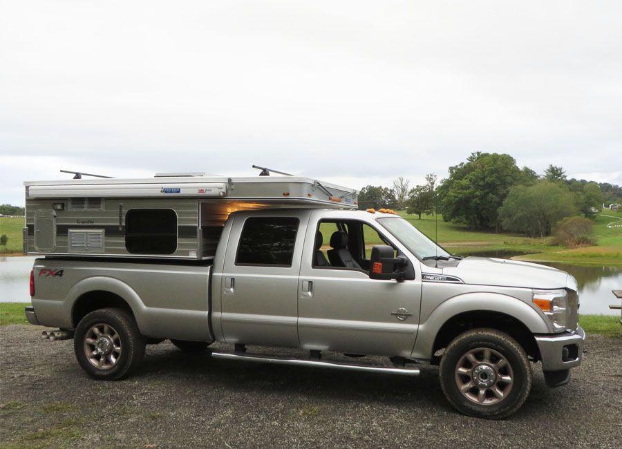 Pop Up Truck Campers Slide In Camper Pickup Camper