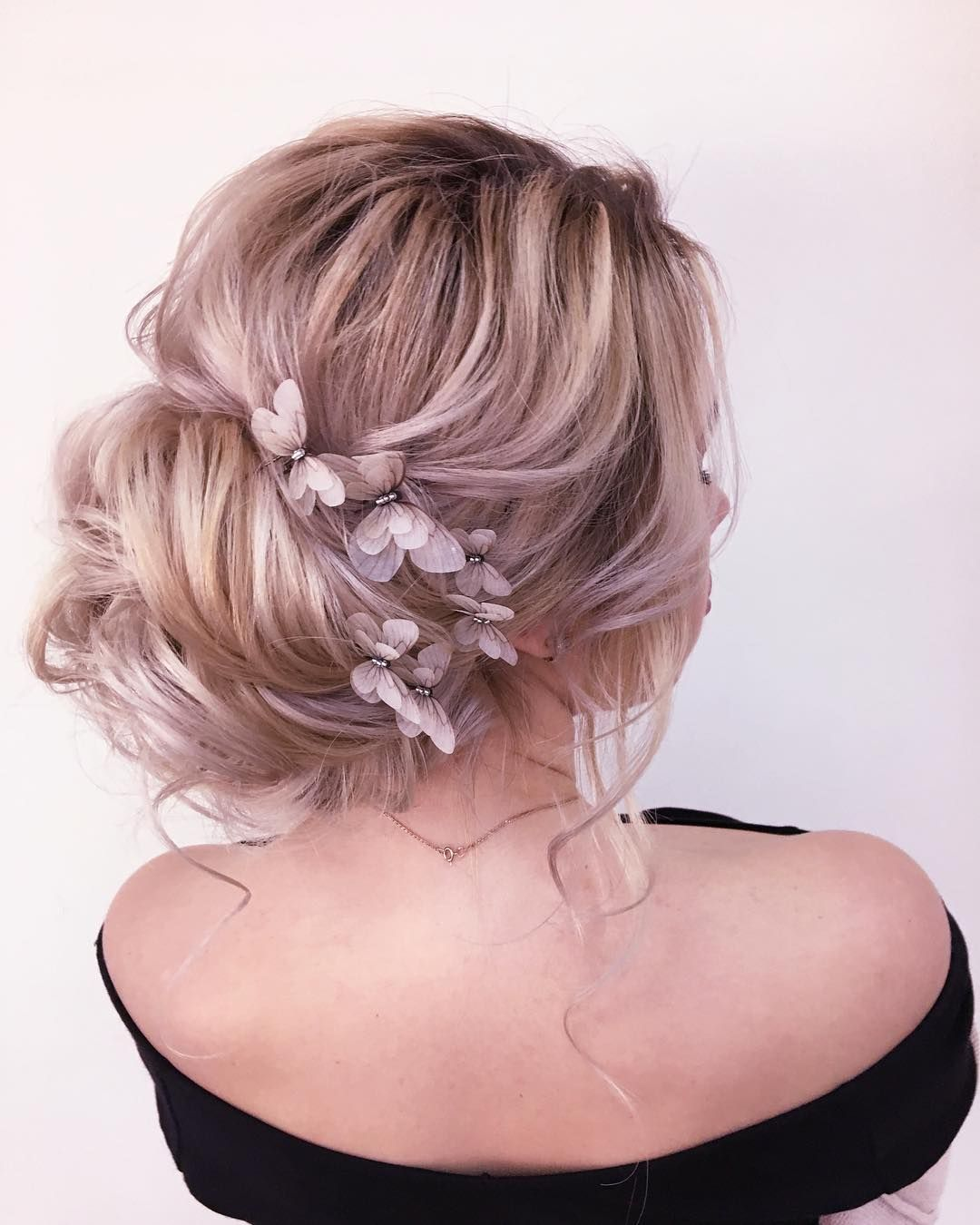 79 Beautiful Bridal Updos Wedding Hairstyles For A Romantic Bridal ...