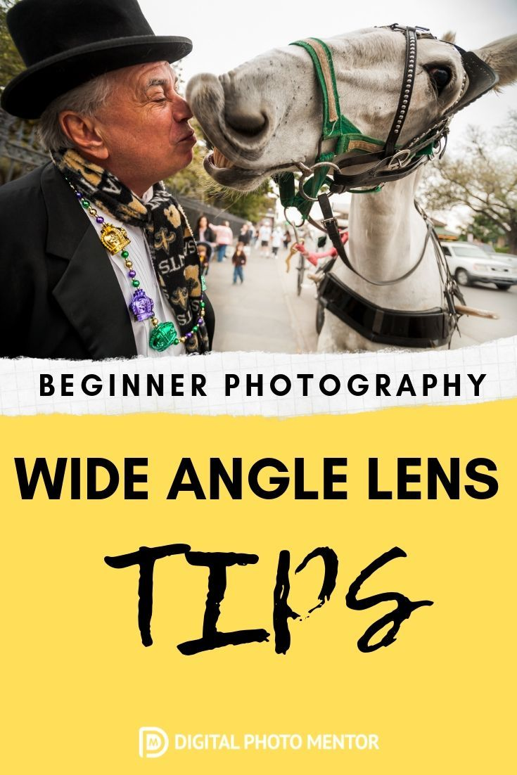 5 Mistakes Beginners Make Using a Wide Angle Lens