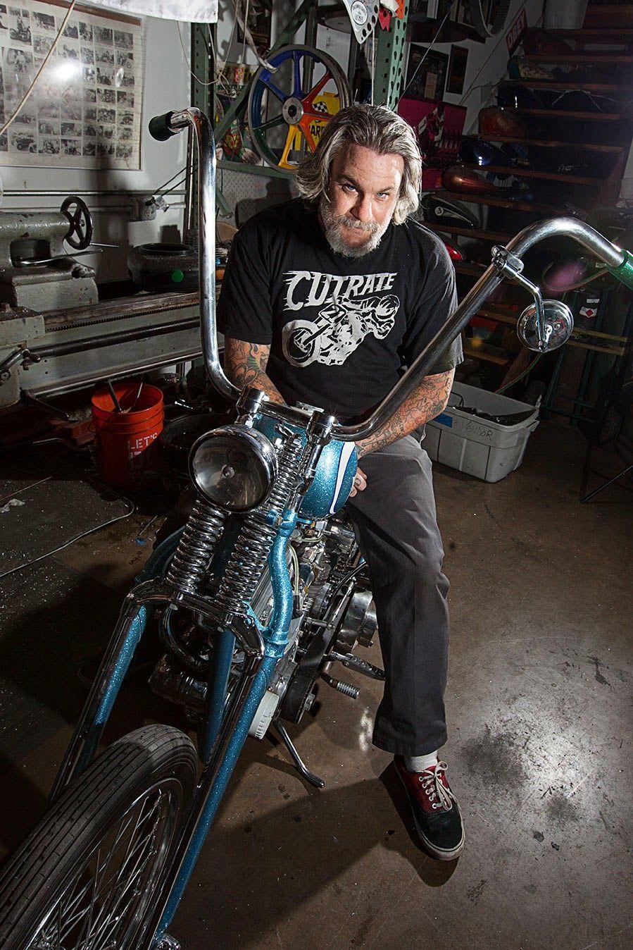 Chopper Dave Support Page Chopper Bike Builder Supportive