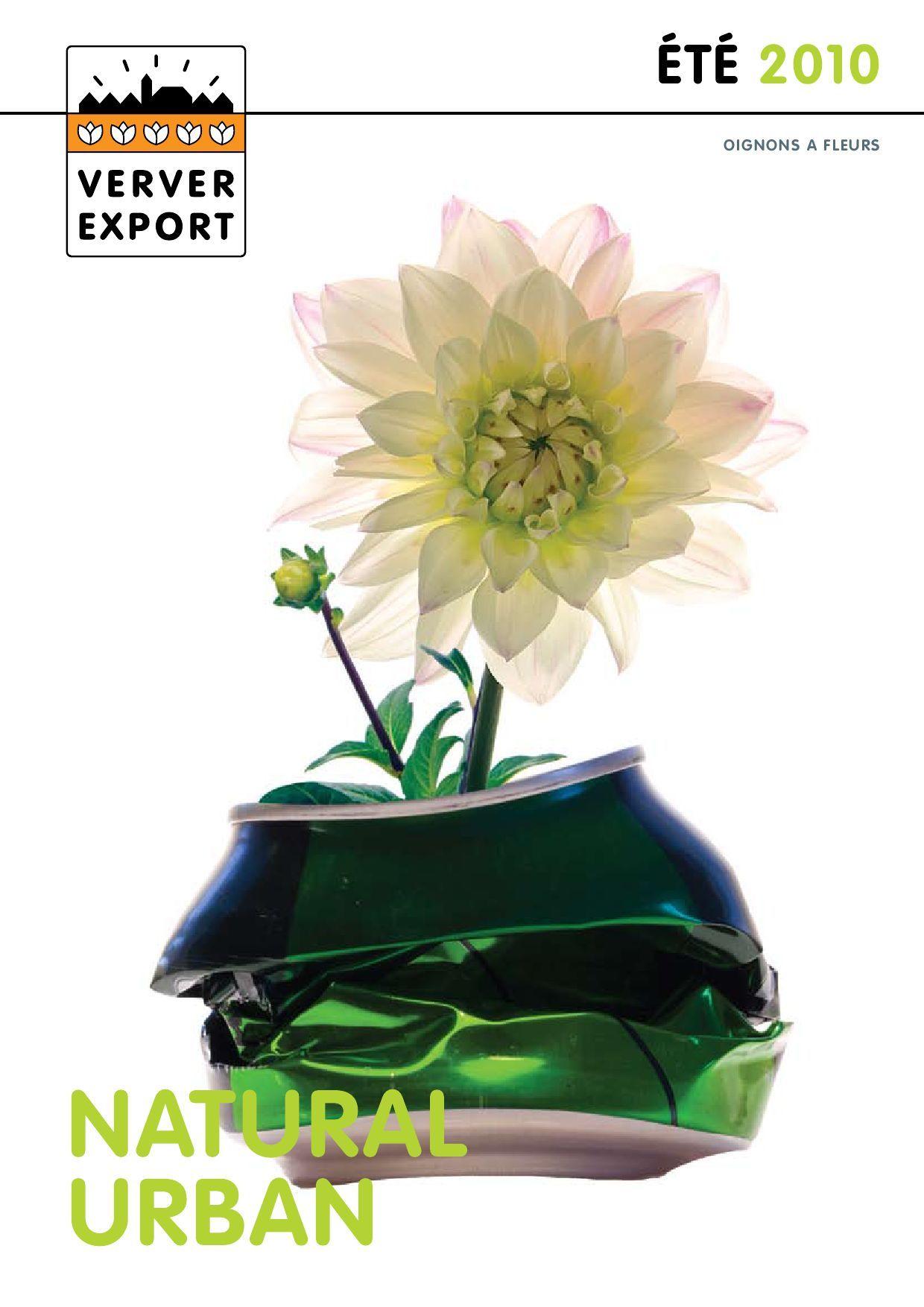 Verver Export catalogue été 2010