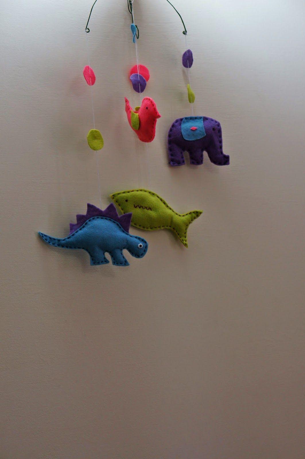 DIY Nursery Mobile
