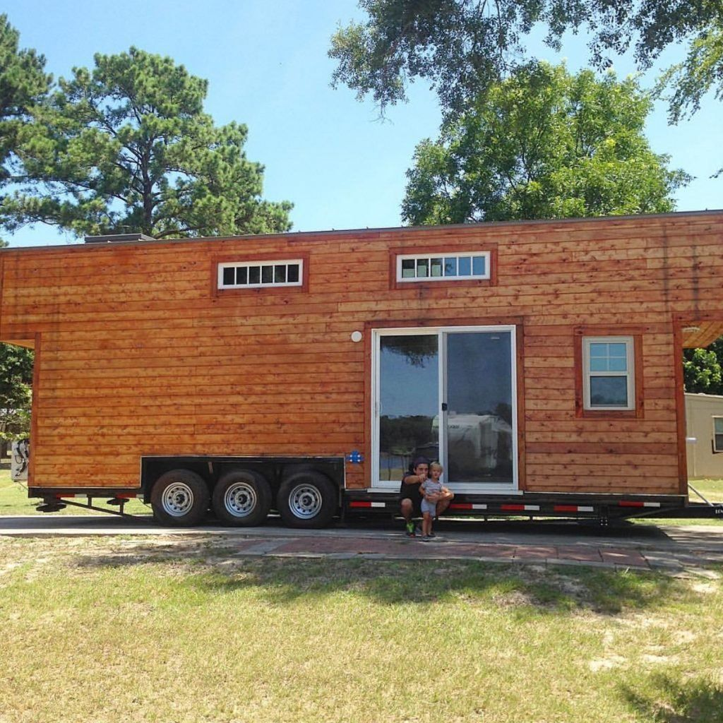 28 Cedar Tiny House Tiny House For Sale In Bellaire Texas