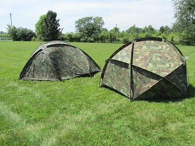 North Face ECWT 4-5 Man Military Tent System 4 Season Extreme Cold ...