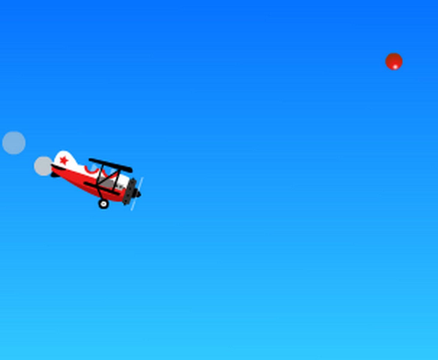 Aeroplane Games Online Play Free