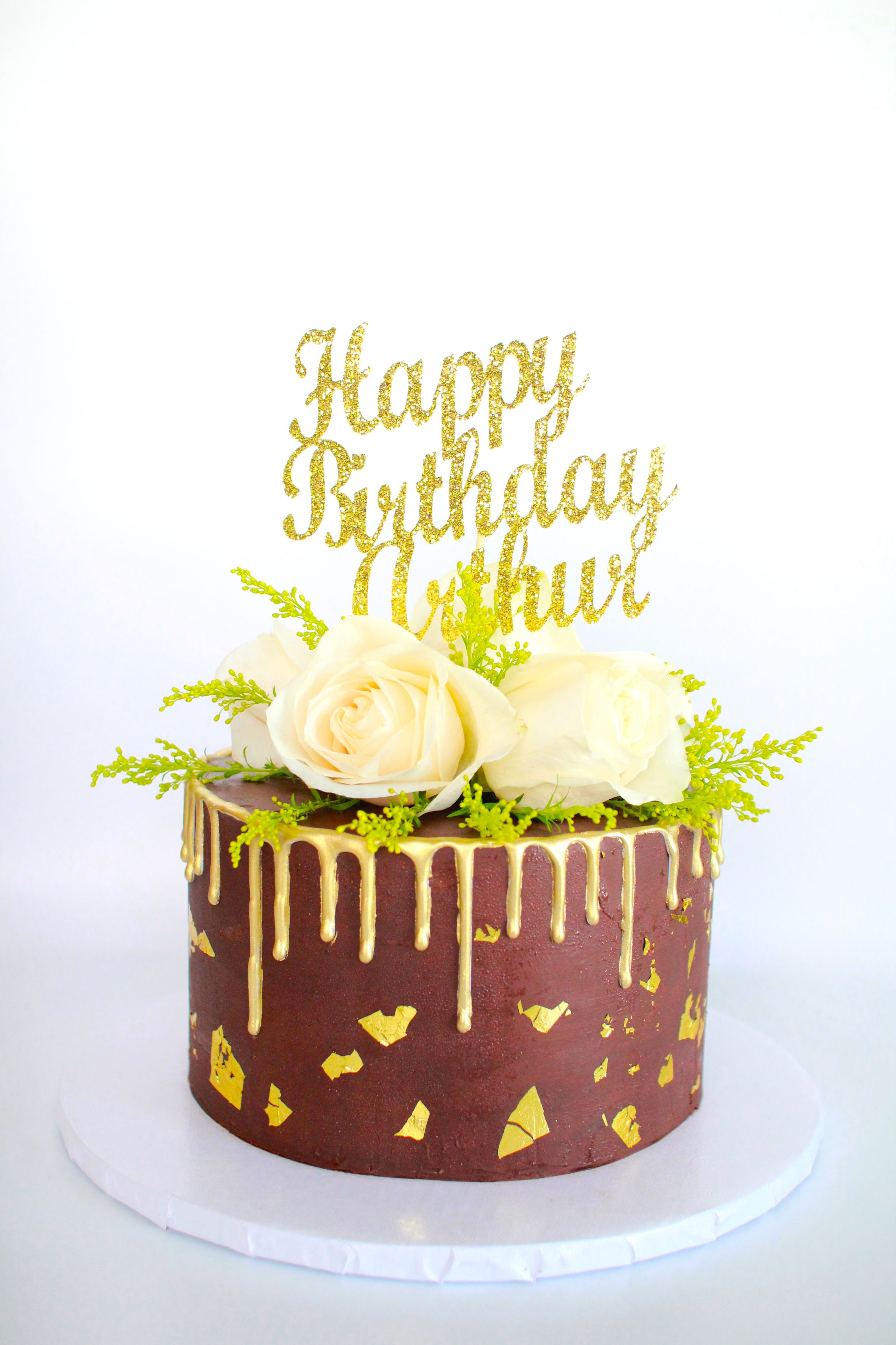 Fresh Flower Bouquet Cake Perfect For Every Occasion Cakes