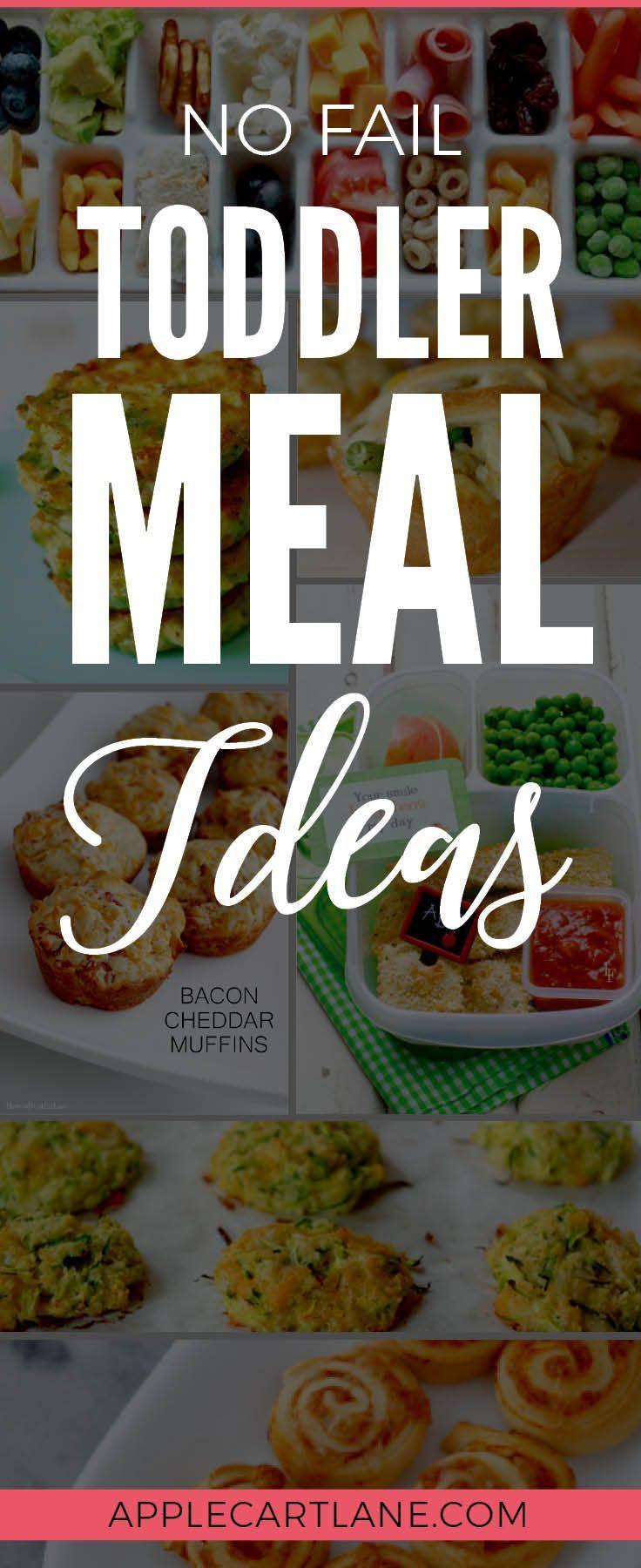 10 Toddler Meal Ideas That Make Time Fun Again