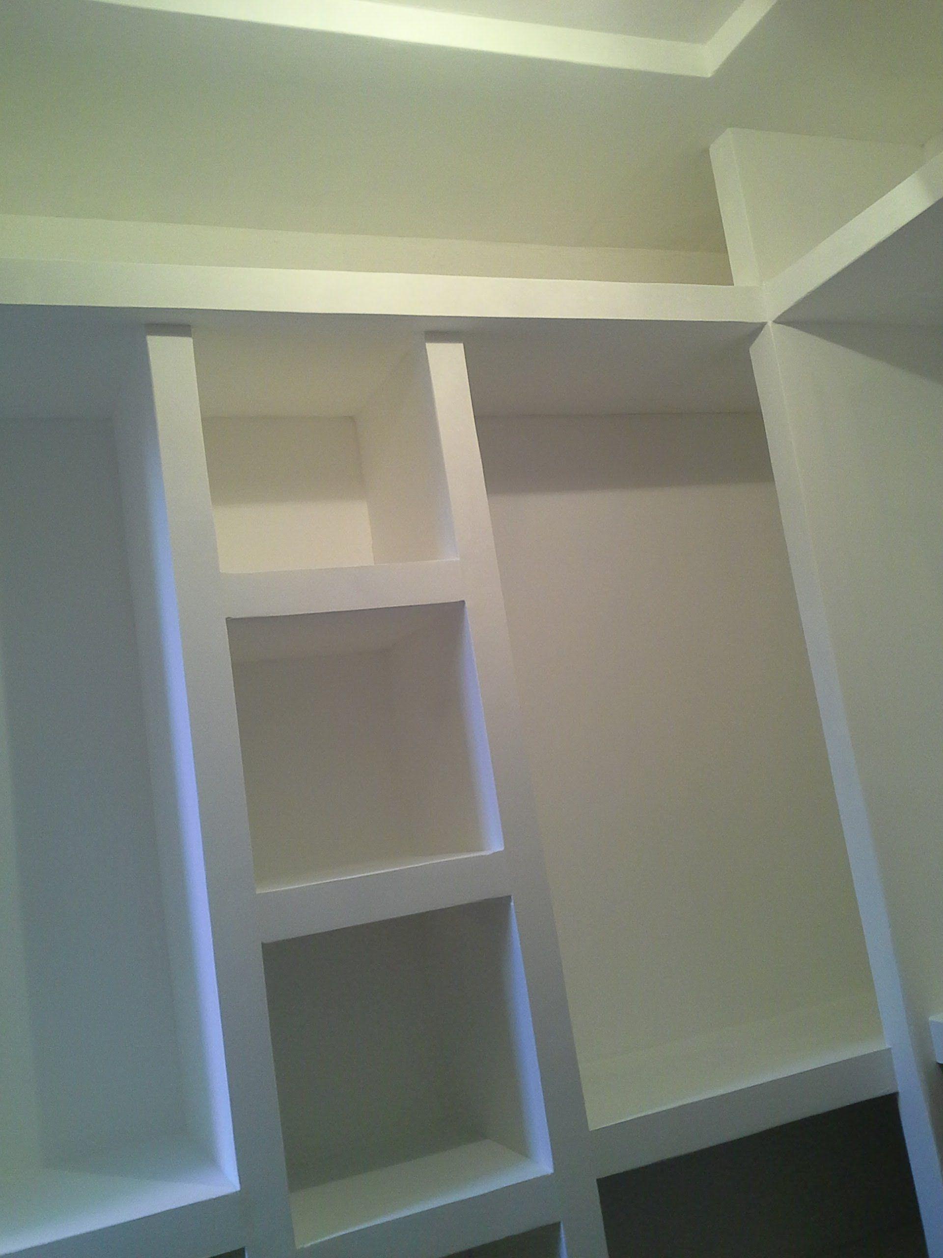 Guarda Roupa Em Gesso Dry Wall Gesso Acartonado M Veis  ~ Armário Para Quarto De Casal E Moveis Alvenaria Quarto