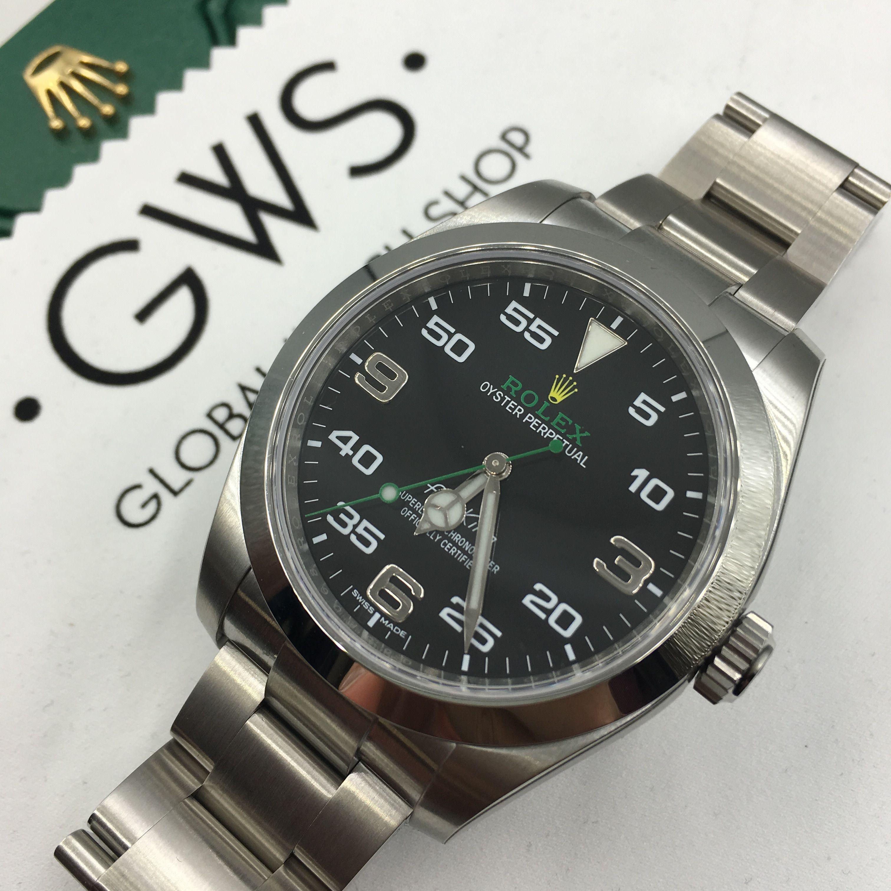 Rolex AirKing 116900 腕時計