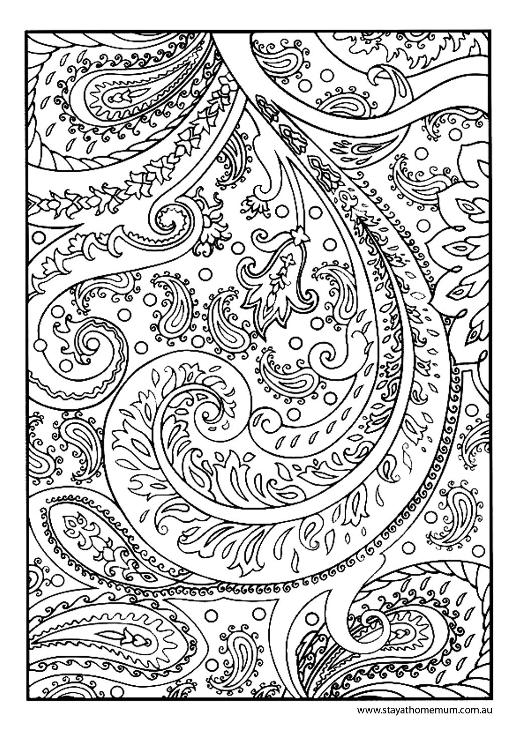fun free printable colouring pages for kids and adults