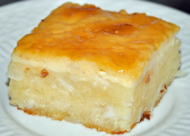 Can You Use Coconut Cream For Cassava Cake