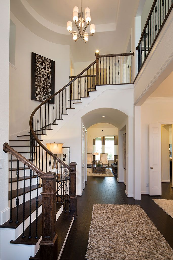Foyer Wales Home Richmond : Highland homes long meadow farms s entryway