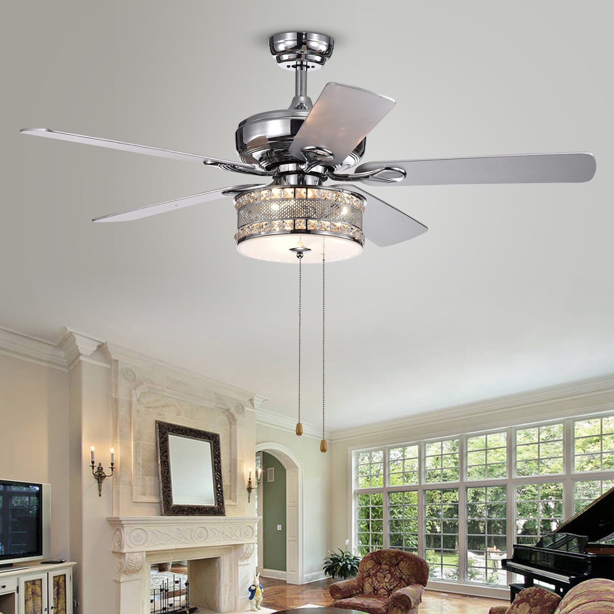 Pin On Ceiling Fan Chandelier