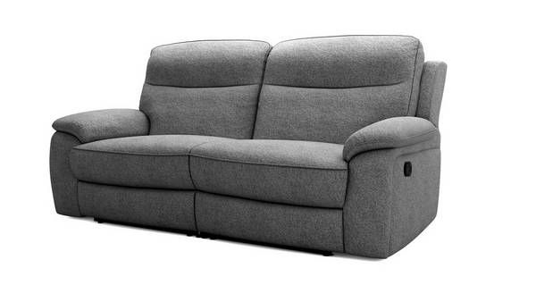 Superb 3 Seater Manual Recliner | DFS