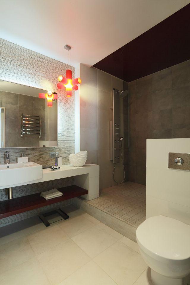 wohnideen badezimmer ohne fenster, 30 wohnideen für badezimmer - bad ohne fenster einrichten, Design ideen