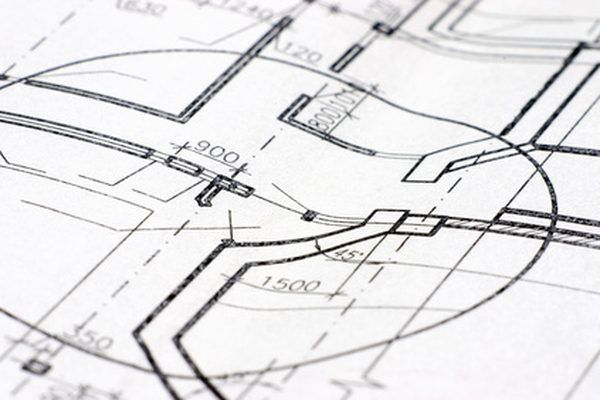 If possible, source a copy of the blueprint of the property Dog - copy blueprint design & draft