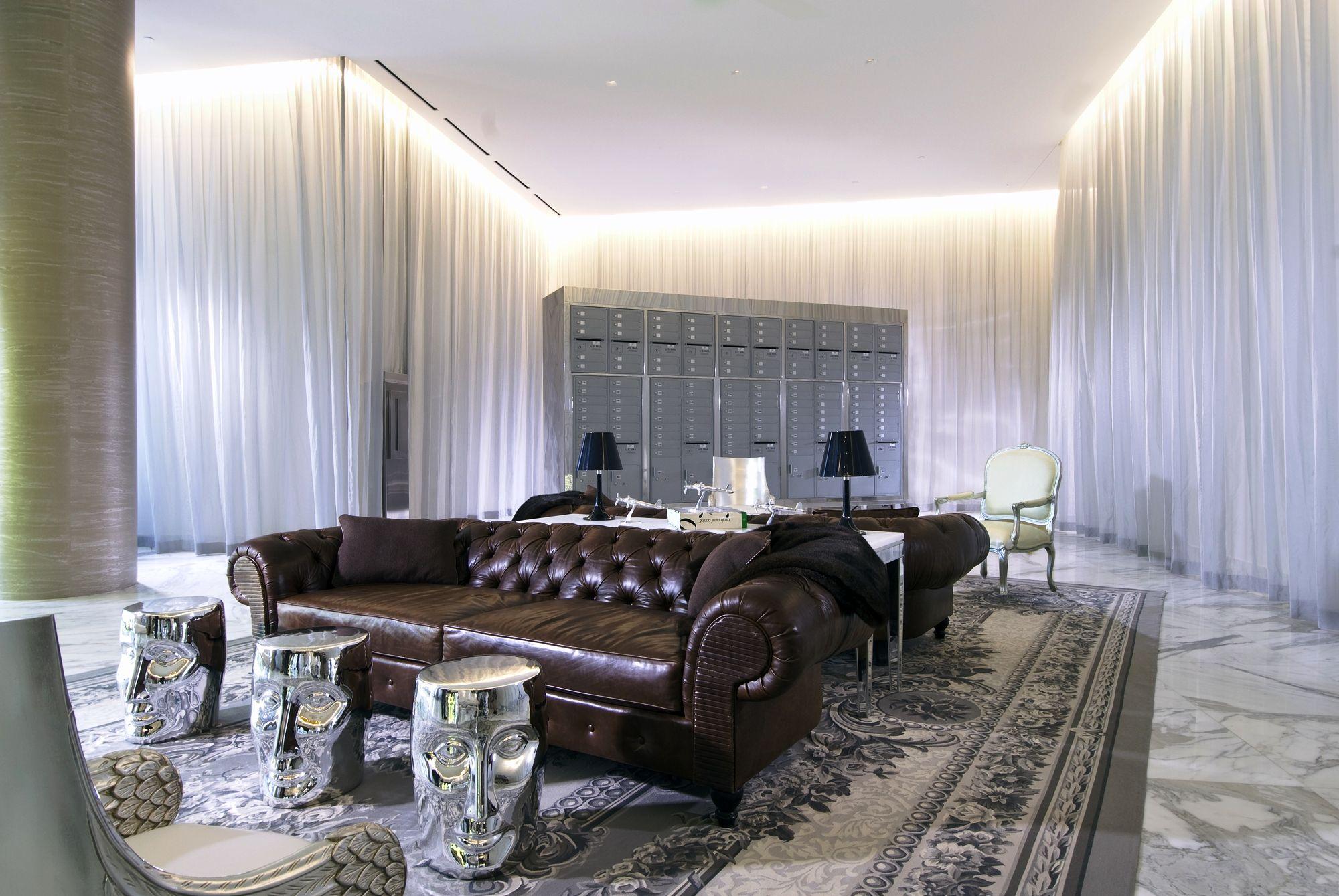 Interior Decoration Ideas By Philippe Starck Interior Best