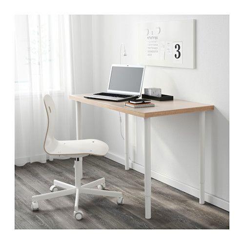 LINNMON / OLOV Tisch   Beige/weiß   IKEA