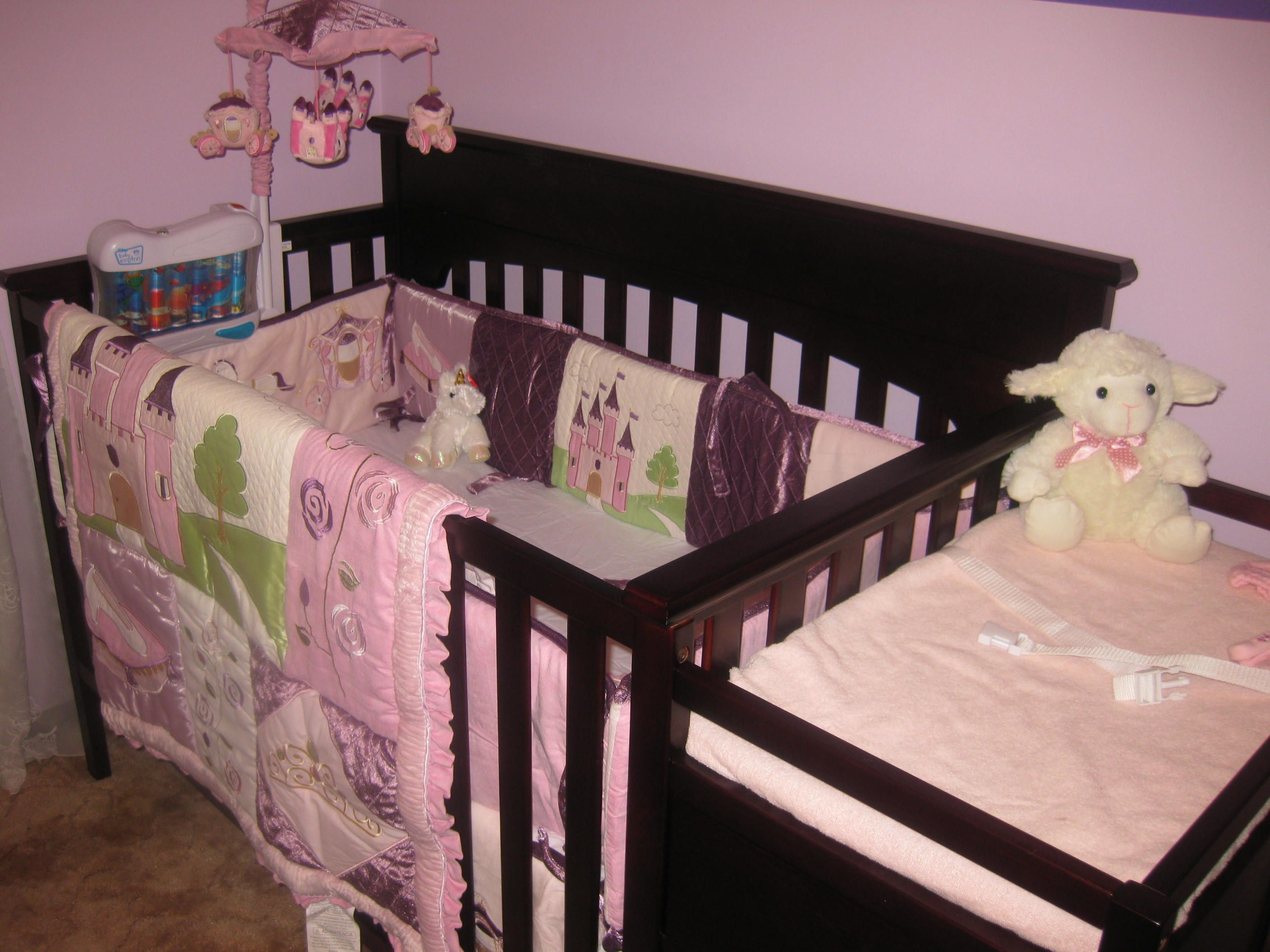 Baby Cribs With Changing Table And Dresser Crib With Changing Table Crib And Changing Table Combo Baby Nursery Furniture Sets