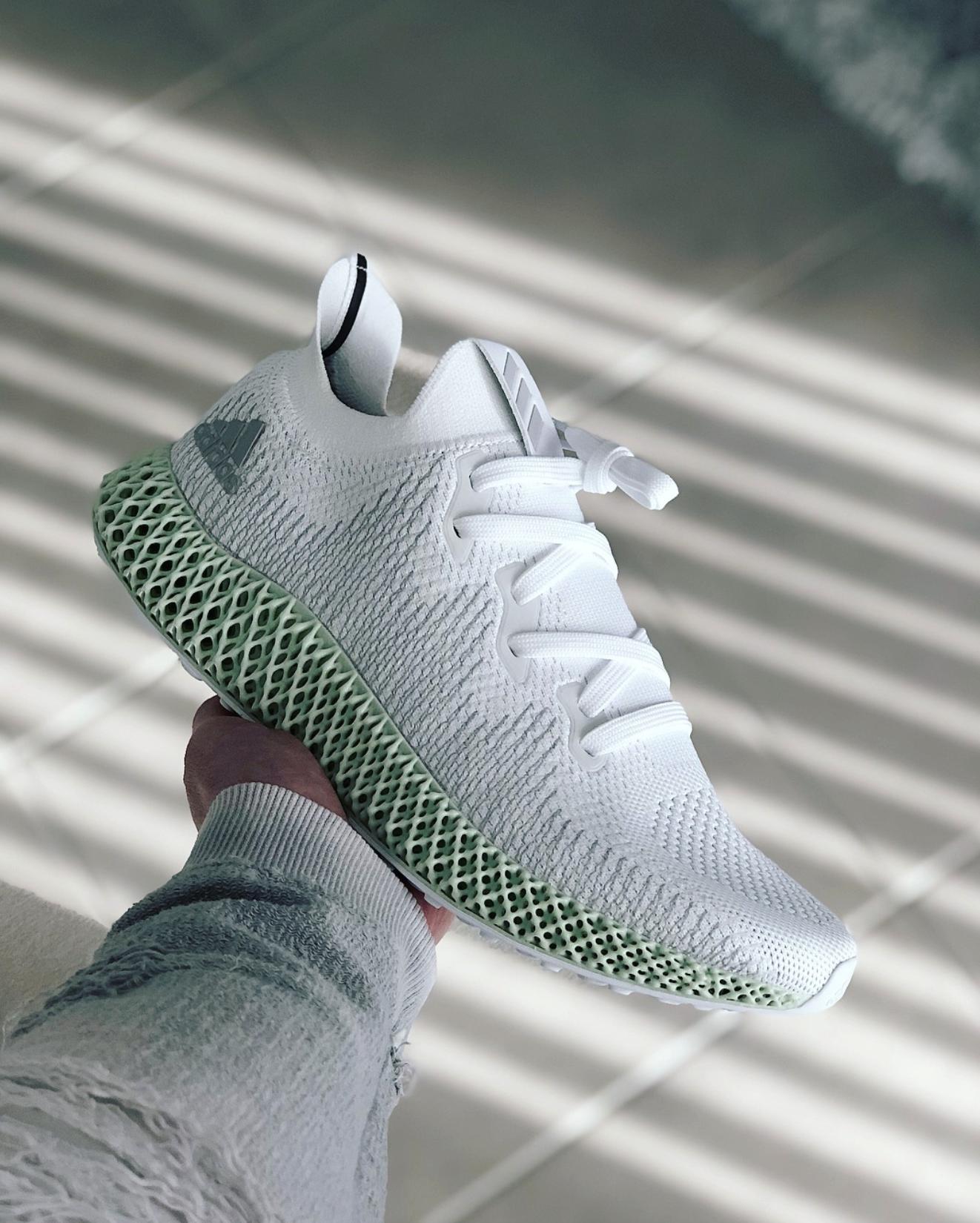 888e7cfd8 Still looking for Adidas Futurecraft 4D Sneakers  ▻ Shop at KLEKT now.  (Click on Link)  klekttakeover 📸  frieze43
