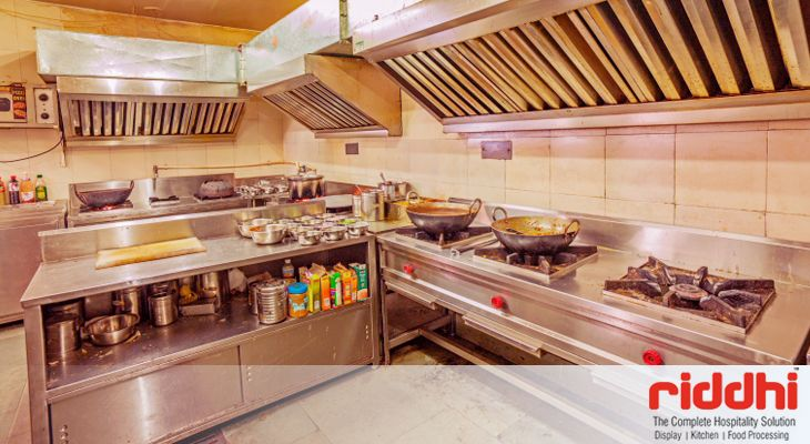 Restaurant Kitchen Requirements let's check how we are fulfilling the requirements of commercial
