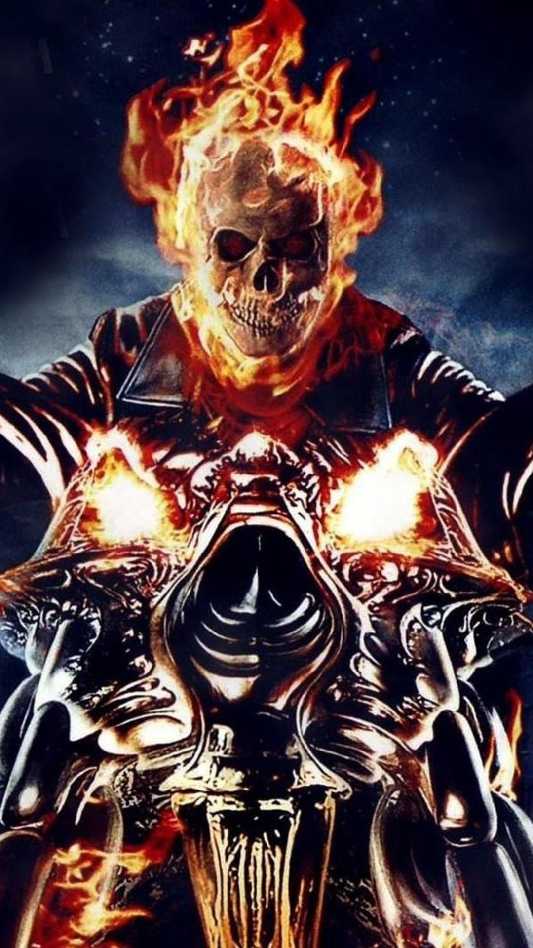 Pin On Wallpapers Iphone iphone 6 ghost rider wallpaper