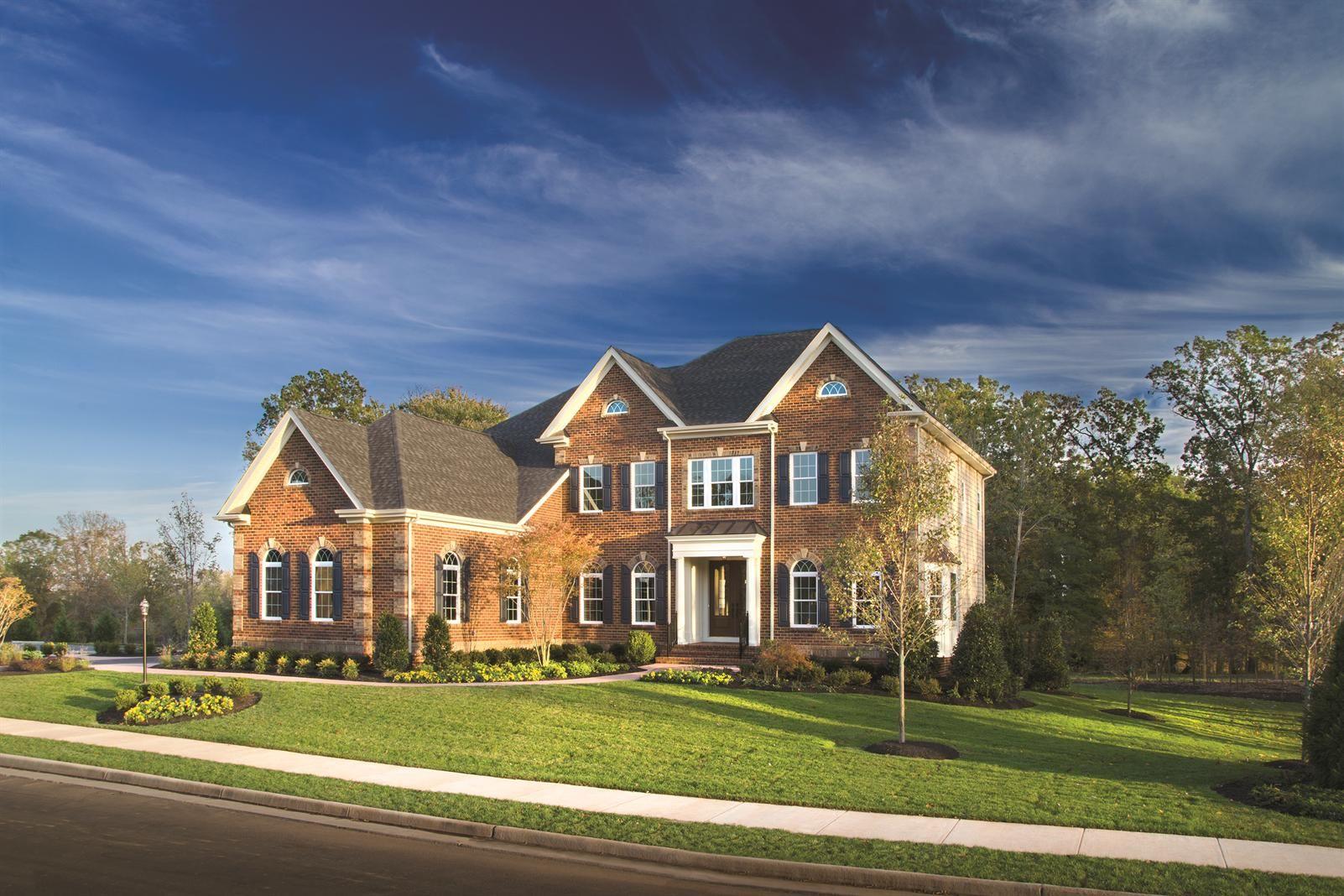 Nv Homes Clifton Park Model