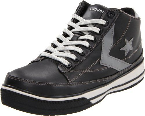 6a7c919cf4bd3e Converse Work Men s C3755 Steel-Toed Work Boot Converse Work.  97.99.  leather. Rubber sole