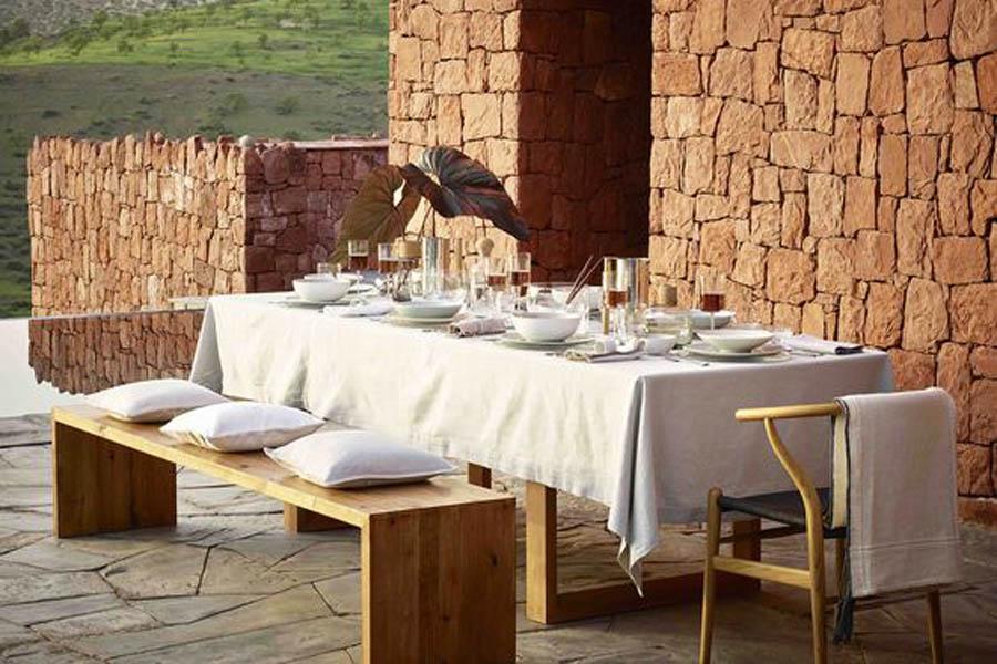 زارا هوم وتصاميم غرف فخمة جديدة من مجموعة زارا هوم Zara Home ديكورات أرابيا In 2021 Dining Design Zara Home Outdoor Furniture Sets