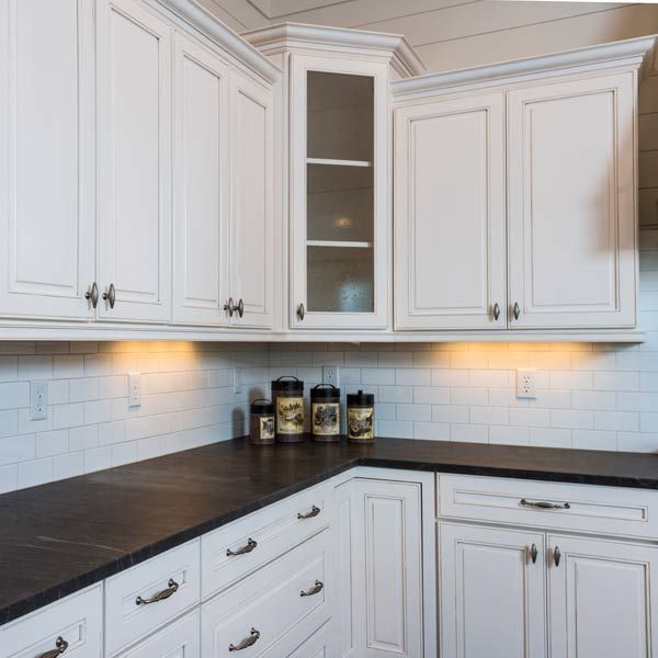 The All American Cottage Cottage Style Country Kitchen Designs